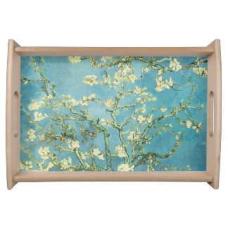 Blossoming Almond Serving Tray
