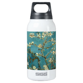 Blossoming Almond Tree (1890) by Van Gogh Insulated Water Bottle