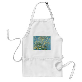 Blossoming Almond Tree by Van Gogh Adult Apron