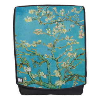Blossoming Almond Tree by Van Gogh Backpack