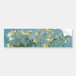 Blossoming Almond Tree by Van Gogh Bumper Sticker