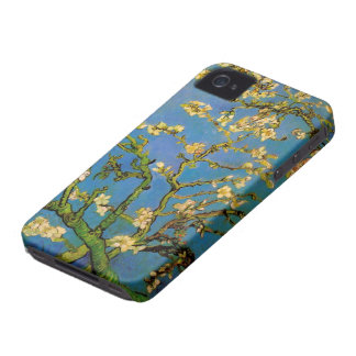 Blossoming Almond Tree by Van Gogh, Fine Art iPhone 4 Cover