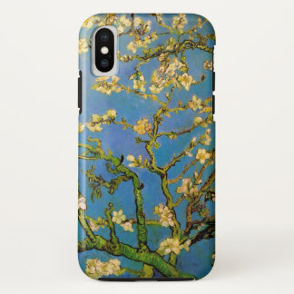 Blossoming Almond Tree by Van Gogh, Fine Art iPhone X Case
