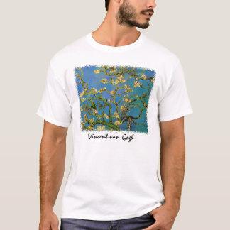 Blossoming Almond Tree by Van Gogh, Fine Art T-Shirt
