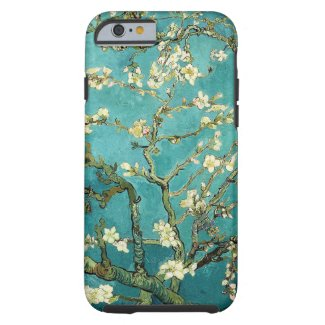 Blossoming Almond Tree by Van Gogh iPhone 6 Case