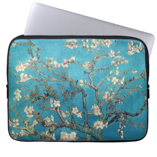 Blossoming Almond Tree by Van Gogh Laptop Sleeve