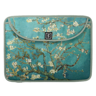 Blossoming Almond Tree by Van Gogh MacBook Pro Sleeve