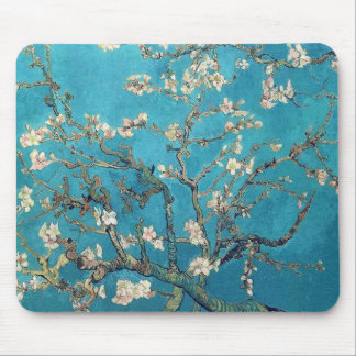 Blossoming Almond Tree by Van Gogh Mouse Pad