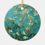 Blossoming Almond Tree by Van Gogh Ornament