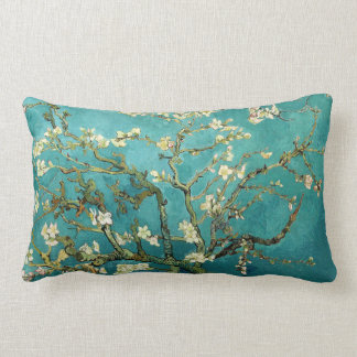 Blossoming Almond Tree by Van Gogh Throw Pillows