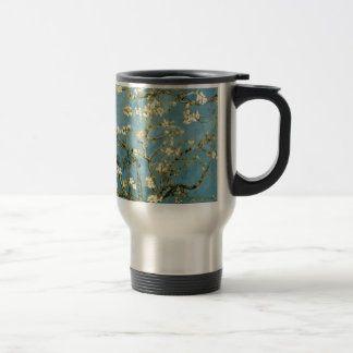 Blossoming Almond Tree by Van Gogh Travel Mug