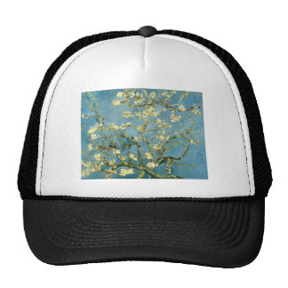 Blossoming Almond Tree by Van Gogh Trucker Hat