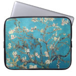Blossoming Almond Tree by Van Gogh Vintage Computer Sleeves