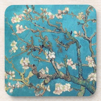 Blossoming Almond Tree by Vincent van Gogh Coaster