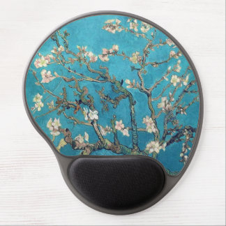 Blossoming Almond Tree by Vincent van Gogh Gel Mouse Pad