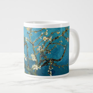 Blossoming Almond Tree by Vincent van Gogh. Large Coffee Mug