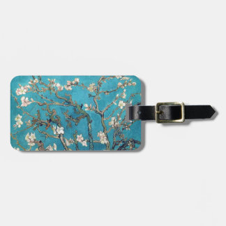 Blossoming Almond Tree by Vincent van Gogh Bag Tag