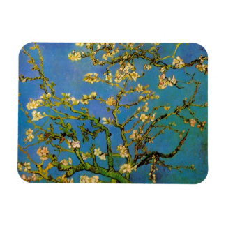 Blossoming Almond Tree by Vincent van Gogh Rectangular Photo Magnet