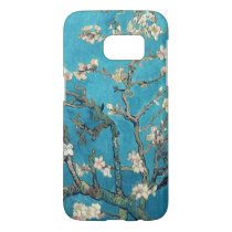 Blossoming Almond Tree by Vincent van Gogh Samsung Galaxy S7 Case