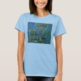Blossoming Almond Tree by Vincent van Gogh T-Shirt