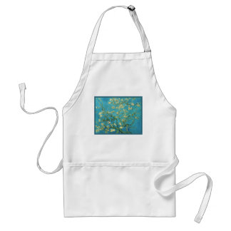 Blossoming Almond Tree - Van Gogh Adult Apron