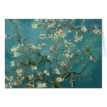 Blossoming Almond Tree - Van Gogh Card