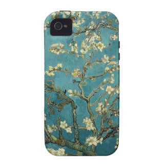 Blossoming Almond Tree - Van Gogh Vibe iPhone 4 Case