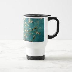 Blossoming Almond Tree - Van Gogh Coffee Mugs