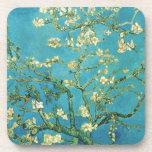 Blossoming Almond Tree - Van Gogh Drink Coaster