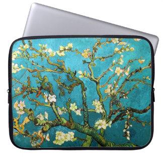 Blossoming Almond Tree Van Gogh Fine Art Laptop Computer Sleeve