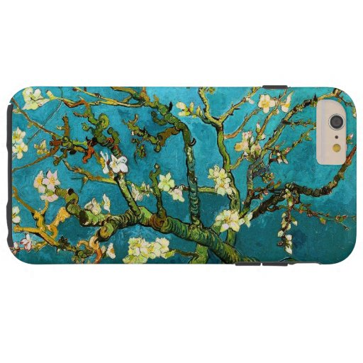 Blossoming Almond Tree Van Gogh Fine Art Tough iPhone 6 Plus Case