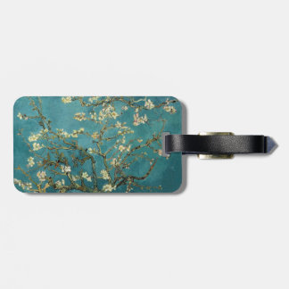 Blossoming Almond Tree - Van Gogh Tag For Luggage