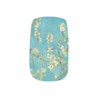 Blossoming Almond Tree - Van Gogh Minx® Nail Art
