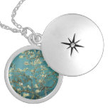Blossoming Almond Tree - Van Gogh Personalized Necklace