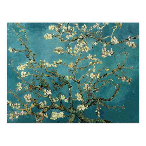 Blossoming Almond Tree - Van Gogh Post Cards
