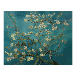 Blossoming Almond Tree - Van Gogh Print