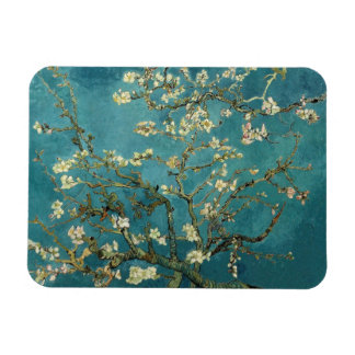 Blossoming Almond Tree - Van Gogh Rectangular Photo Magnet