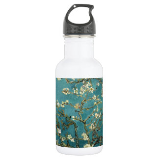 Blossoming Almond Tree - Van Gogh Water Bottle