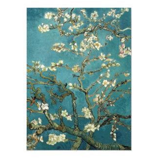 Blossoming Almond Tree, Vincent van Gogh. 5.5x7.5 Paper Invitation Card