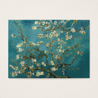 Blossoming Almond Tree, Vincent van Gogh. Business Card