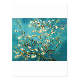 Blossoming Almond Tree - Vincent Van Gogh Post Card