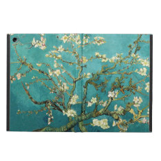 Blossoming Almond Tree Vintage Floral Van Gogh Case For Ipad Air at Zazzle
