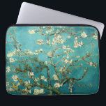 "Blossoming Almond Tree Vintage Floral Van Gogh Computer Sleeve<br><div class=""desc"">This is the oil painting &quot;Blossoming Almond Tree&quot; done in 1890 by Dutch post- impressionist artist Vincent Willem van Gogh (1853-1890).    It is our Fine Art Series no. 113. The source images for this series are original art created by lazyrivergreetings or vintage fine art and photography.</div>"