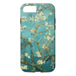 Blossoming Almond Tree Vintage Floral Van Gogh Iphone 7 Case at Zazzle