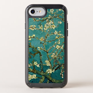 Blossoming Almond Tree Vintage Floral Van Gogh Speck iPhone Case