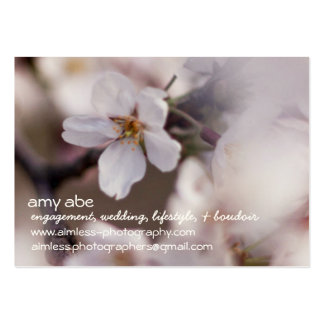 Blossoming Business Cards
