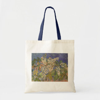 Blossoming Chestnut Branches by Vincent van Gogh Tote Bag