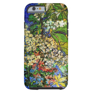 Blossoming Chestnut Branches Van Gogh Fine Art Tough iPhone 6 Case
