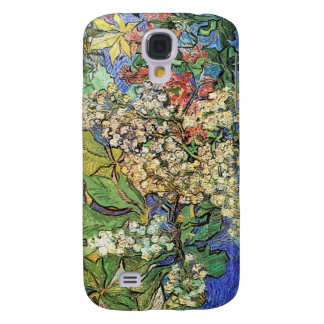 Blossoming Chestnut Branches  Vincent van Gogh. Samsung Galaxy S4 Cover