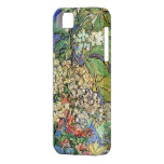 Blossoming Chestnuts Branches, Van Gogh iPhone 5 Covers